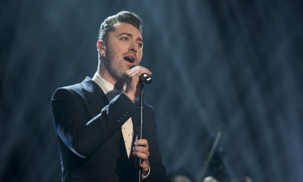 Sam Smith visited the remote Highland inn but used a fake name to book in. PIC: Matt Crossick/PA Wire