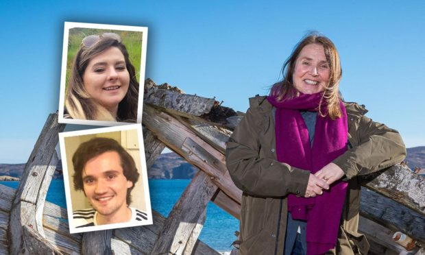 Young Scots have thrown their support behind the creation of a space hub in Sutherland