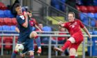 Brora Rangers defender Ally Macdonald, left, is looking forward to facing Forfar in the Premier Sports Cup.