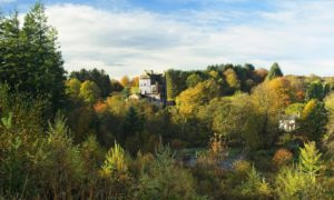 Turriff: Aberdeenshire towns popular with buyers looking to spend over £400,000.