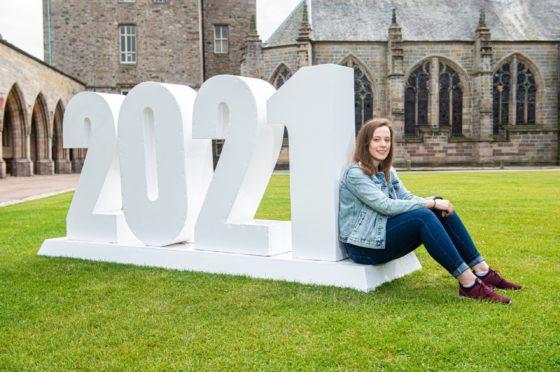 Aberdeen University has held its virtual graduation ceremonies this week.