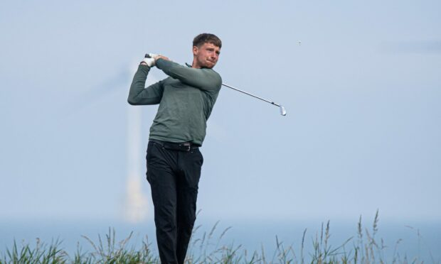 Portlethen's Ben Murray was joint top of the 36-hole qualifiers.