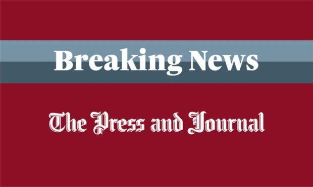 Two taken to hospital following crash near Fordoun