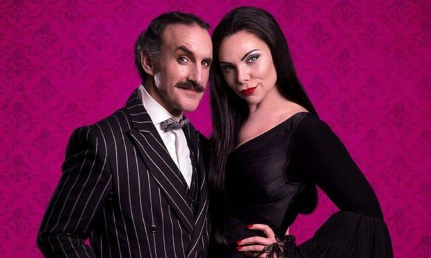 The Addams Family, starring Samantha Womack and Cameron Blakely, will be arriving at His Majesty's Theatre next year.