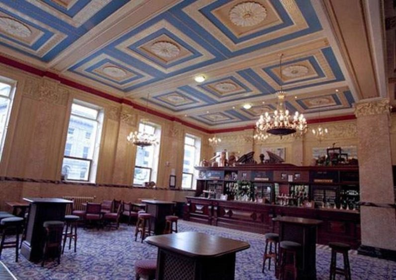 The Archibald Simpson interior. Picture: Wetherspoons.