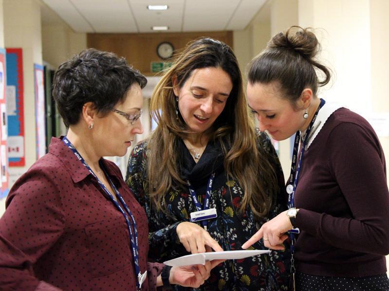 International School Aberdeen staff training