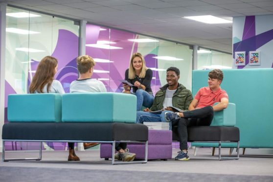 Apply to North East Scotland College
