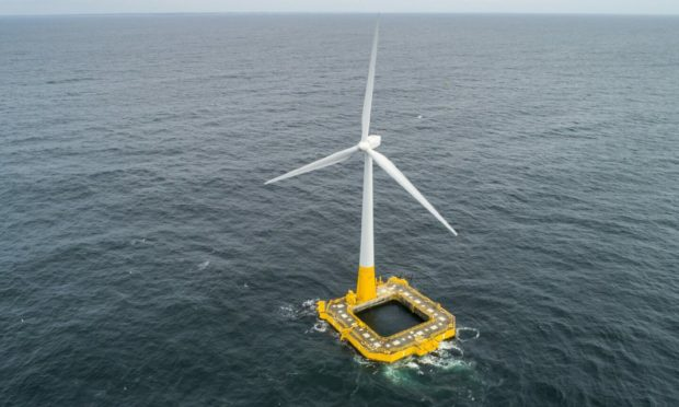 Orcadian plans to install a floating wind turbine at its its North Sea field in order to reduce emissions.