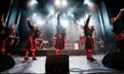 The festival will feature exclusive content from the Red Hot Chilli Pipers.