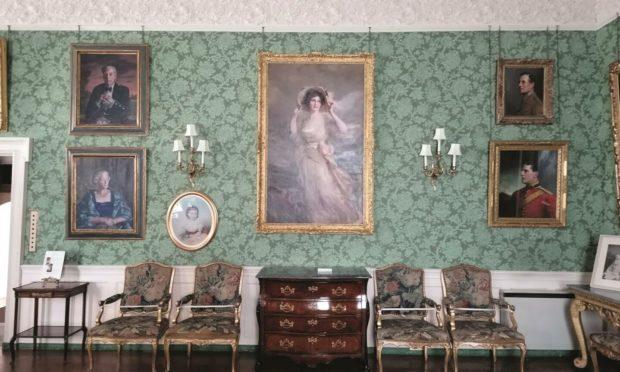 NTS has put up the glamorous portrait of Lorna Marsali.