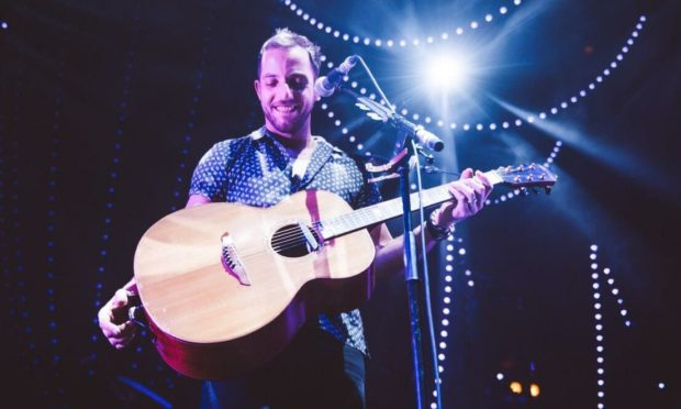 James Morrison is bringing his Greatest Hits tour to the Music Hall next year.