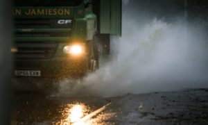 Wet weather is set to come to the north and north-east this week.