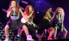 Little Mix wowed Aberdeen fans in The X Factor Live show in 2013 after winning the series - then going on to superstardom.