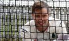 Stoneywood Dyce wicket-keeper Andrew Maclaren.