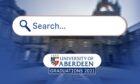 Aberdeen University Graduation List