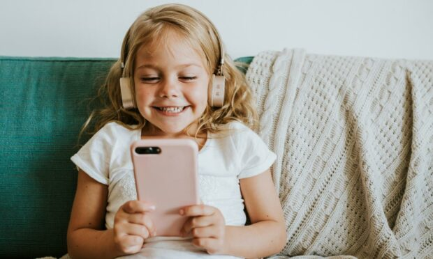Children increasingly have their own online accounts, so they need to know about password and account security