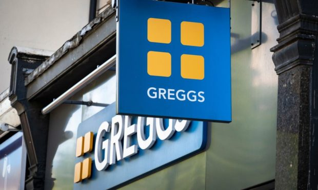 Elgin is poised to be the most northerly branch of Greggs. Photo: Shutterstock