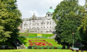 The £28 million regeneration of Union Terrace Gardens is just one element of Aberdeen's makeover