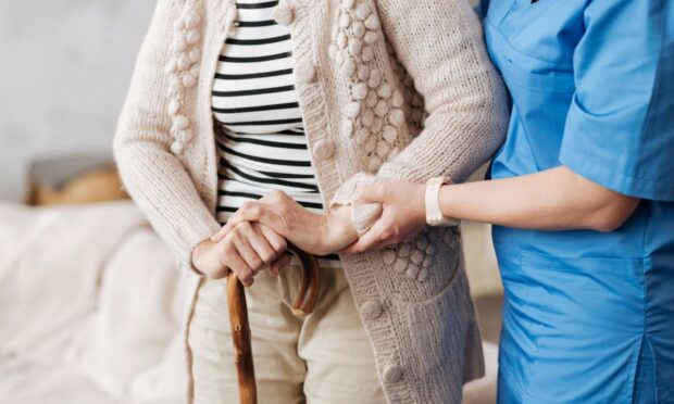 Almost 95% of official complaints about care homes in Scotland were not fully investigated last year (Photo: Dmytro Zinkevych/Shutterstock)