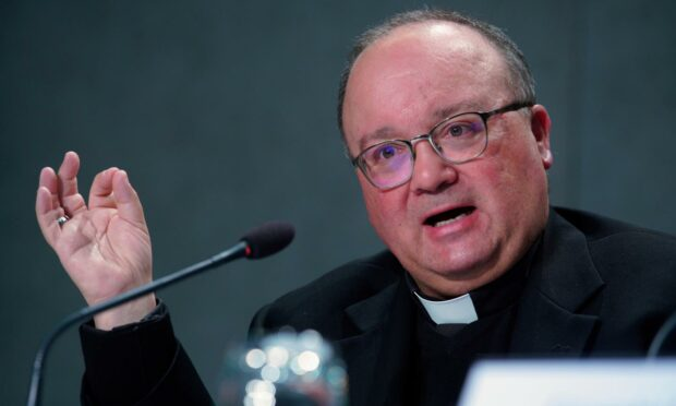 Archbishop Charles Scicluna is one of the Vatican's most senior safeguarding figures