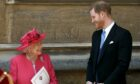 Things might not be so friendly between Prince Harry and the Queen after his tell-all book comes out (Photo: Shutterstock)