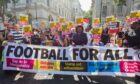 MP Diane Abbot recently joined an anti-racism protest in support of England's Black football players