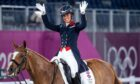 Charlotte Dujardin became Britain's most successful female Olympian, winning her sixth medal (Photo: Paul Grover/Shutterstock)