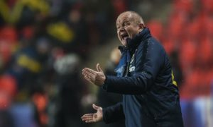 BK Hacken boss remains bullish about his side's chances of a European comeback