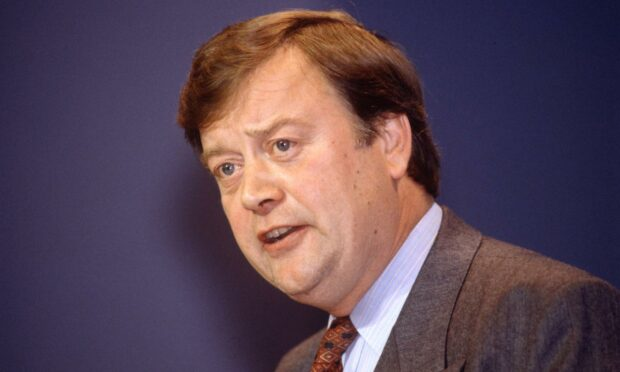 Ken Clarke was health minister during the tainted blood scandal (Photo: John Curtis/Shutterstock)