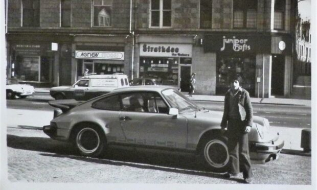 Juniper was first opened in when it was based in Holburn Street in 1971