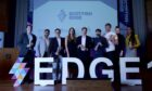 Scottish Edge awarded £75,000 of funding from Scottish Enterprise to support young entrepreneurs.