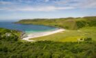 The landscape of dreams: The land at Calgary Bay is a sight to behold.