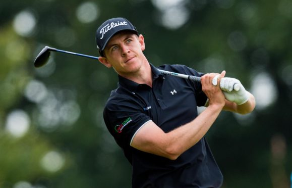 Grant Forrest has enjoyed a superb year on the European Tour.