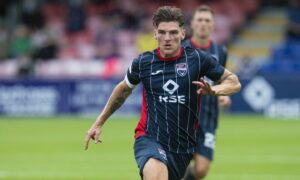 Ross Callachan insists he has not joined Ross County to be involved in another relegation scrap