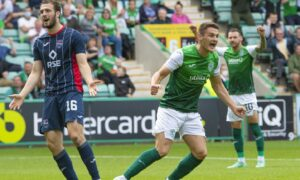 Ross County suffer capital punishment as they go down 3-0 to Hibernian at Easter Road