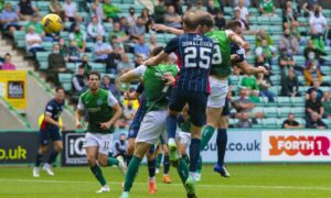 Fan view: Ross County won't be free notorious defensive issues any time soon on evidence of Easter Road
