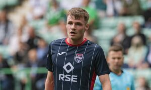 Jack Burroughs excited to rekindle link with Malky Mackay at Ross County