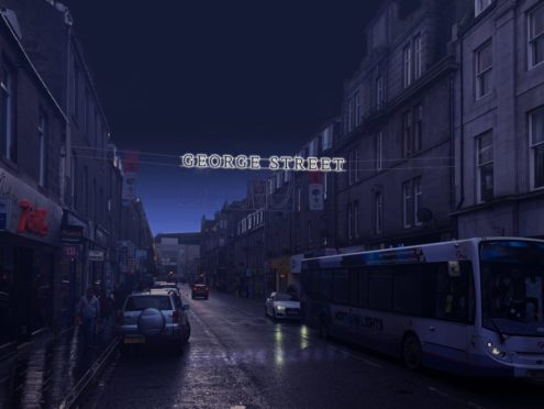 A £400,000 project to erect illuminated name signs above certain streets is nearing reality - and the story raised many readers' blood pressure.