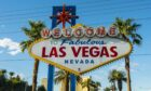 What happens in Vegas? It may be a while before anyone on this side of the pond finds out.