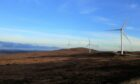 SSE Renewables wants to increase the size of Achany wind farm, near Lairg inSutherland.