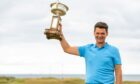 Angus Carrick, Scottish Amateur champion.