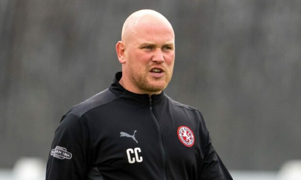 Brora Rangers interim manager Craig Campbell saw his side defeat Tynecastle 6-0 in the Scottish Cup