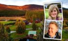 A new outdoor activity centre for people with dementia will open in the Cairngorms.