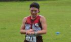 Kingussie athlete Georgia Tindley