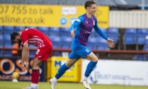 Roddy MacGregor strikes in style as Caley Thistle edge past Raith Rovers