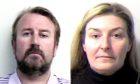 Scots property fraudsters Edwin and Lorraine McLaren
