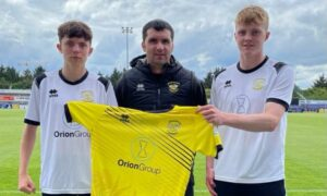 Caley Thistle starlets Robbie Thompson and Lewis Nicolson in loan switch to Clach