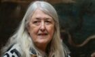 Mary Beard has the right idea and is comfortable with her appearance.
