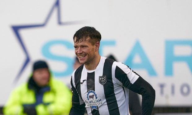 Fraserburgh defender Ryan Cowie is aiming to defeat Turriff United in the Highland League