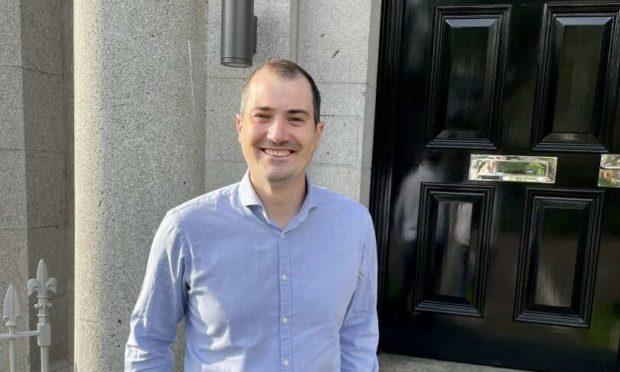 Frazer Nicol, new head of corporate tax, Azets